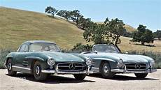 mercedes sl 300 revealed 1955 mercedes 300 sl gullwing 1957