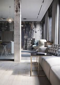 3 stylish and industrial inspired loft industrial style design in this amazing loft recreation