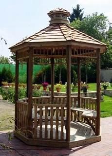 Am 233 Nagez Votre Kiosque De Jardin En Bois Vente D Abris