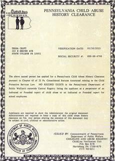 credentials tessacroft