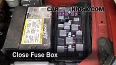 2006 pontiac g6 fuse box location blown fuse check 2005 2010 pontiac g6 2007 pontiac g6 3 5l v6