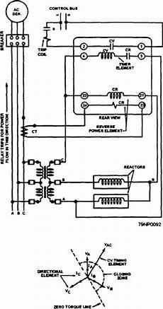 figure 2 45 schematic wiring diagram of an ac power relay