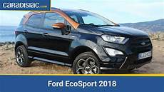 Ford Ecosport 2018 Restylage Int 233 Gral