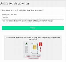 By Sfr Activation Carte Sim Assistance