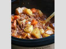 Slow Cooker Ground Beef Recipes,Slow Cooker Chili Recipe – NatashasKitchencom,Crock pot spaghetti recipes with ground beef|2020-05-14