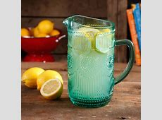 The Pioneer Woman Adeline 1.59 Liter Glass Pitcher