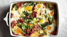 a christmas morning casserole that can up for a