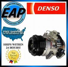 automobile air conditioning service 2011 toyota tacoma parental controls for 2005 2011 toyota tacoma 2 7l 4cyl 4 0l v6 oem denso ac a c compressor new ebay
