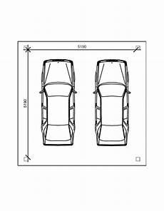 longueur garage 2 voitures abri voiture 5 5 x 5 5 p 50 pour 2 voitures kitabris fr