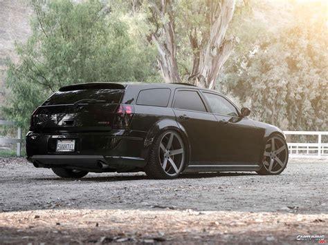 Dodge Magnum Stance