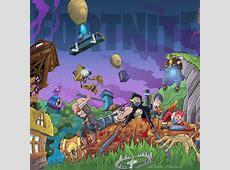 Download 2248x2248 wallpaper fortnite, video game