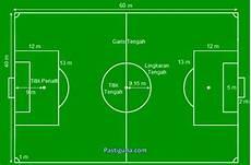 Ukuran Lapangan Sepak Bola Menurut Fifa Internasional