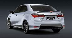 how cars run 2012 toyota corolla security system 2017 toyota corolla altis arrives carsifu