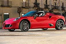 2016 Alfa Romeo 4c Spider Picture 610416 Car Review