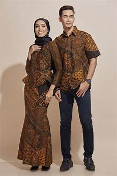 khaled kemeja batik kh48 habra fashion gallery