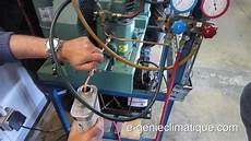 froid29 m 233 thode pour charger en huile par d 233 pression un