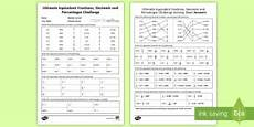 percentages money worksheets ks2 2860 maths worksheets for years 4 6 nz teaching resources