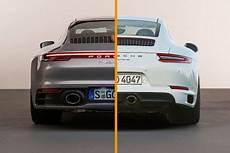 porsche 911 2018 vergleich alt gegen neu autobild de