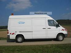 mercedes sprinter 214 high gas engine problems 1998 box type delivery