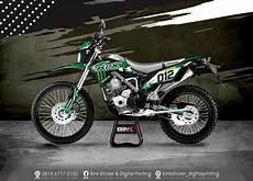 Gambar Motor Kawasaki Klx