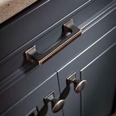 Kitchen Cabinet Hardware Bronze Copper by Liberty Hardware P20383 Vbc C Bronze With Copper