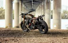 Moto Cafe Racer The Walking Dead
