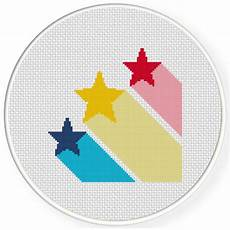 Free Cross Stitch Patterns Stars | stars cross stitch pattern daily cross stitch