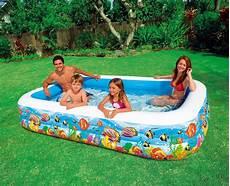 Intex Family Pool - intex swim center tropical reef family pool pools shop