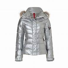 bogner sale d womens ski jacket in silver