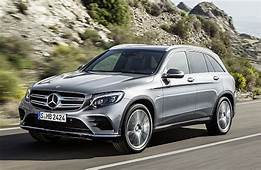 All New 2016 Mercedes Benz GLC Looking To Lead Luxury