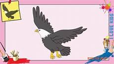aigle dessin facile dessin aigle comment dessiner un aigle facilement etape
