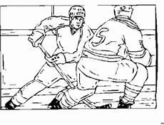 Malvorlagen Eishockey Ausmalen Eishockey Mit Schlaeger Ausmalbild Malvorlage Sport