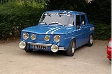 renault r8 gordini renault 8 r8 gordini avant retro car meeting 2012 aout