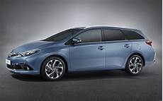2015 Toyota Auris Touring Sports Hybrid Wallpapers And