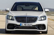 S 63 Amg Lang 4matic 9g Tronic 612 Hp Mercedes
