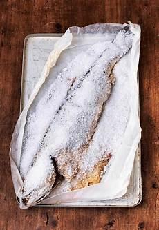 Salt Baked Fish Recipe Leite S Culinaria