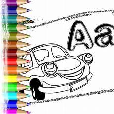 Abc Malvorlagen Abc Buchstaben Malvorlagen Fahrzeuge Zum Ausmalen