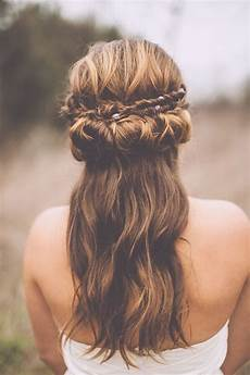 15 latest half up half down wedding hairstyles for trendy brides popular haircuts