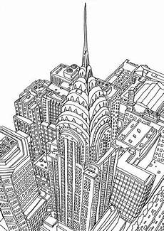 20 best new york coloring pages images on free