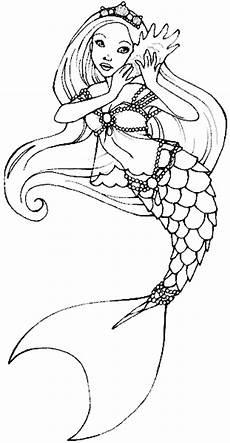 Malvorlagen Meerjungfrau Romantik Meerjungfrauen