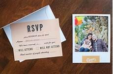 the non traditional wedding invitation