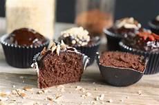 Schoko Muffins Gesund Ohne Zucker Ohne Mehl Mrs