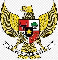 Lambang Indonesia Lambang Nasional Garuda Gambar Png
