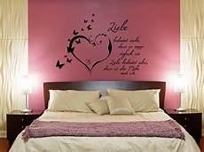 schlafzimmer wandtattoo wandtattoo schlafzimmer spruch quot liebe bedeutet nicht dass