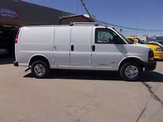 auto repair manual online 2003 chevrolet express 3500 electronic valve timing sell used 2003 chevrolet express 3500 base extended cargo van 3 door 6 0l in fort morgan