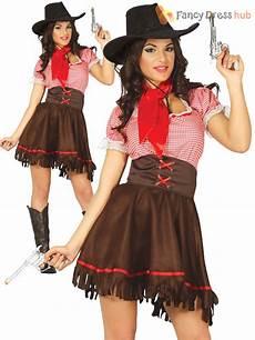 Costume Adults Western Cowboy Fancy Dress