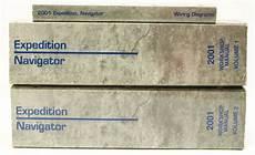 buy car manuals 2001 lincoln navigator navigation system oem 2001 ford expedition lincoln navigator workshop manuals wiring diagrams ebay