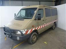 4x4 Mercedes Sprinter Lcv 2 Ex Army Ambulance Auction