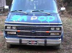 how cars engines work 1992 chevrolet g series g30 electronic toll collection sell used 1992 chevy g20 van for sale or trade in dunlow west virginia united states