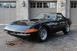 1972 Ferrari Daytona For Sale  Full History And Massini